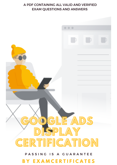 Google Ads Display CertificationExam
