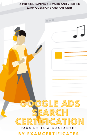 Google Ads Search CertificationExam