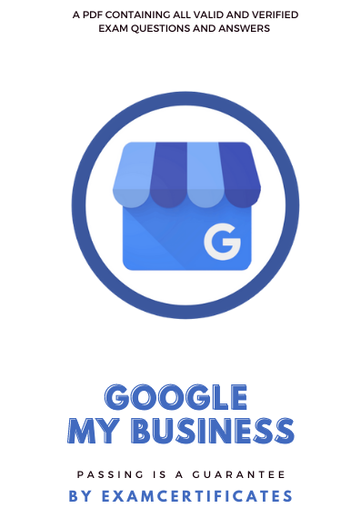 Google My Business AssessmentExam