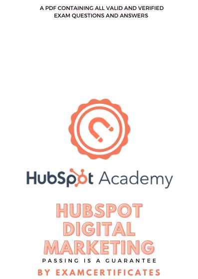 Hubspot Digital Marketing