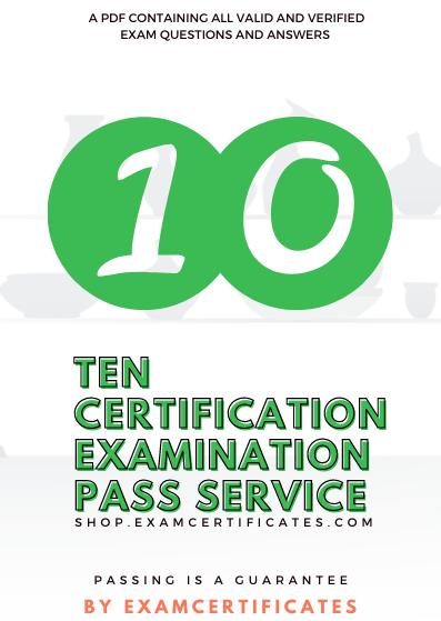 Ten Certification Exam Pass Google Hubspot Yandex Bing Microsoft Semrush Woorank Hootsuite Amazon Exam Certification